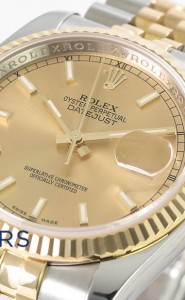Rolex Oyster perpetual Datejust 116233