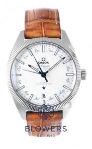 Omega Constellation Globemaster 130.33.41.220.02.001