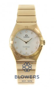 Omega Constellation Manhattan 131.50.29.60.55.002