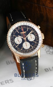 Breitling Navitimer BO1 Chronograph RB012012-BA49