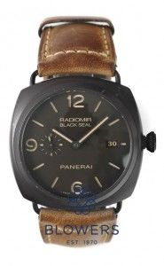 Panerai Radiomir Composite Black Seal 3 days automatic PAM00505
