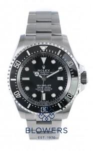 Rolex Oyster Perpetual Sea Dweller DEEPSEA 126660
