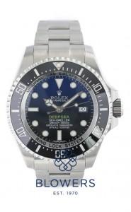 Deepsea D-Blue 116660