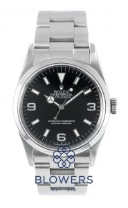 Rolex Oyster Perpetual Explorer 114270