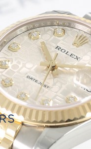 Rolex Oyster Perpetual Mid Size Datejust 31 model reference 178273