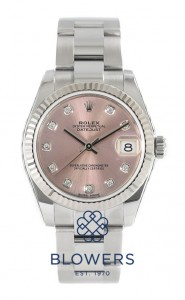 Rolex Oyster Perpetual Datejust 178274