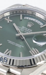 Rolex Oyster Perpetual Day Date 228239.