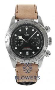 Tudor Heritage Black Bay Chrono 79350