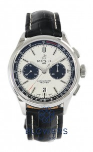 Breitling Premier Chronograph AB0118221