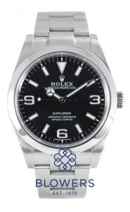 Rolex Oyster Perpetual Explorer 214270