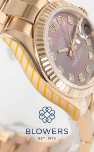 Rolex Lady-Datejust 179175