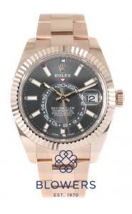 Rolex Oyster Perpetual Sky-Dweller Ref 326935