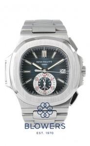 Patek Philippe Nautilus Chronograph 5980/1A-001