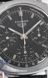 Tag Heuer Rare Vintage Camaro12 Model Reference 7220T
