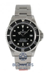 Rolex Oyster Perpetual Sea-Dweller 16600