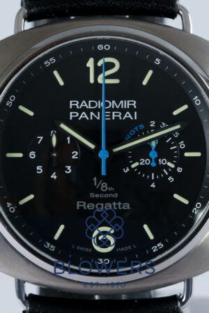 Panerai Radiomir Regatta PAM 343