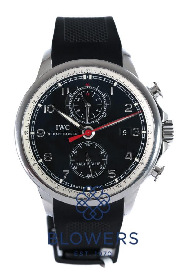 IWC Portuguese Yacht Club Chronograph Ref: IW3902-10