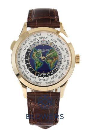 Patek Philippe World Time complications 5231J-001