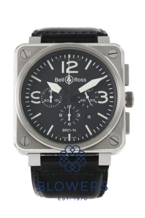 Bell & Ross Automatic Chronograph BR01-94