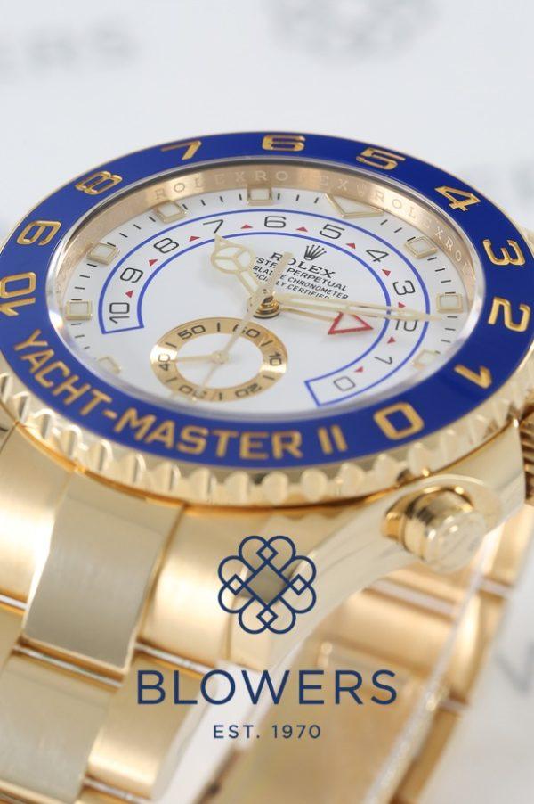 Rolex Oyster Perpetual Yacht-Master II Regatta Chronograph 116688