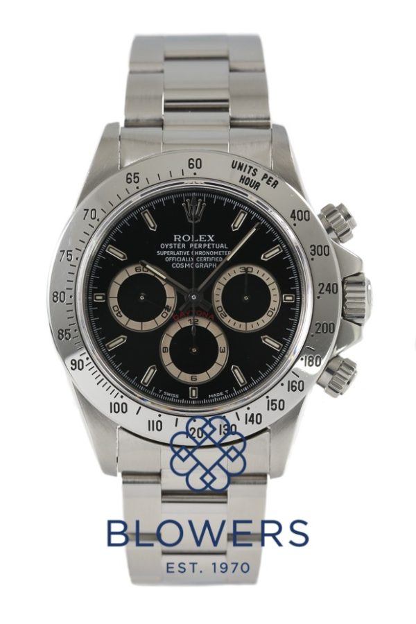 Rolex Oyster Perpetual Cosmograph Daytona Zenith movement 16520