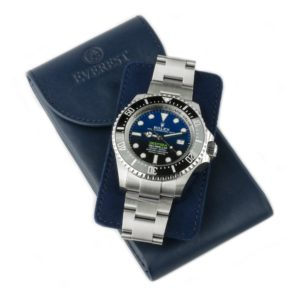 Everest Midnight Blue Watch Pouch