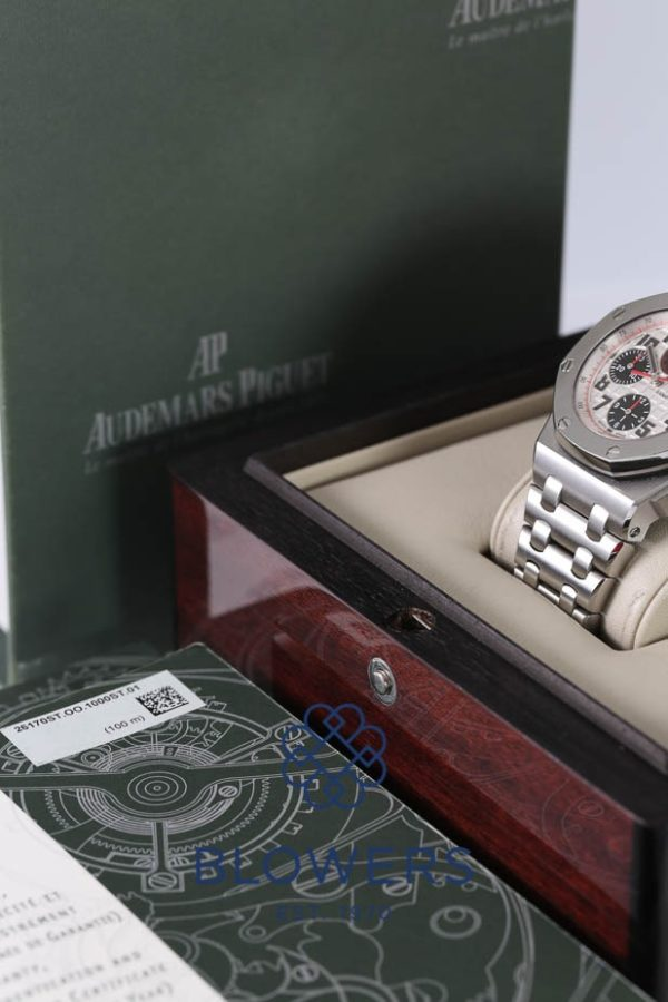 Audemars Piguet Royal Oak Offshore Chronograph 26170ST.OO.1000ST.01.