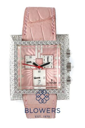 White Gold Ladies Corum