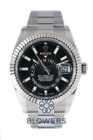 Rolex Oyster Perpetual Sky-Dweller Ref 326934