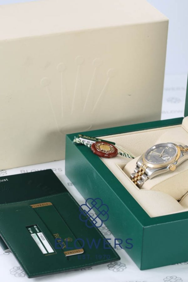 Rolex Oyster perpetual Datejust 116203
