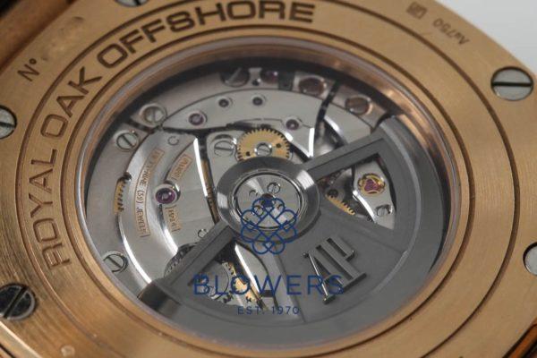 Audemars Piguet Royal Oak Offshore reference 26400RO.OO.A002CA.01