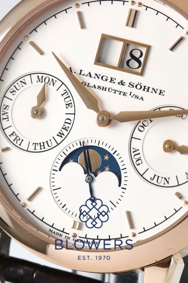 A. Lange & Sohne Saxonia Annual Calendar 330.032E