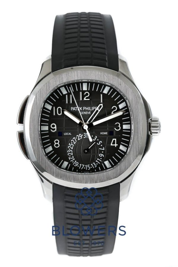 Patek Philippe Aquanaut Travel Time.Ref 5164A-0011
