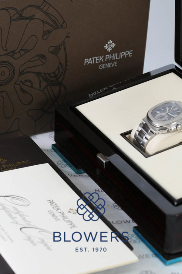 Patek Philippe Nautilus Chronograph 5980/1A