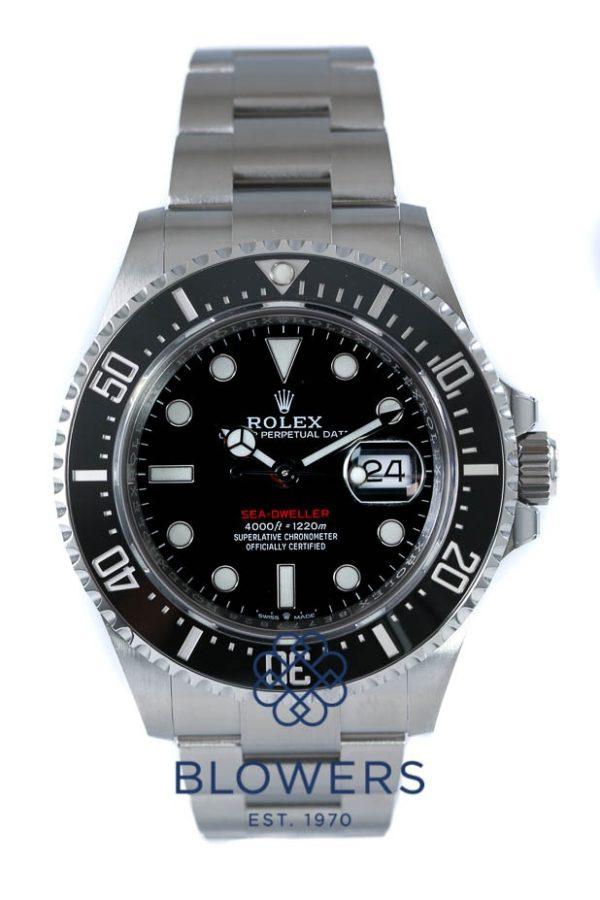 Rolex Oyster Perpetual Sea-Dweller 126600