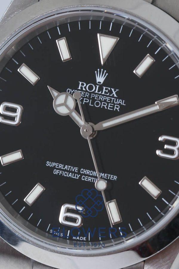 Rolex Oyster Perpetual Explorer 114270.