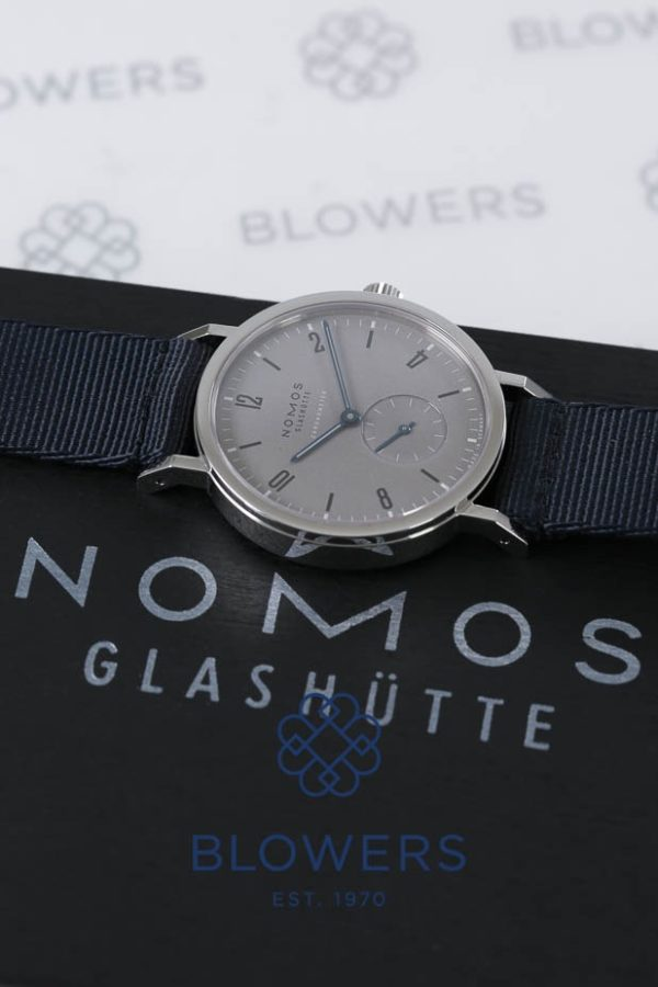 Nomos Glashütte Tangente Sport Limited Edition For HODINKEE 501.S6