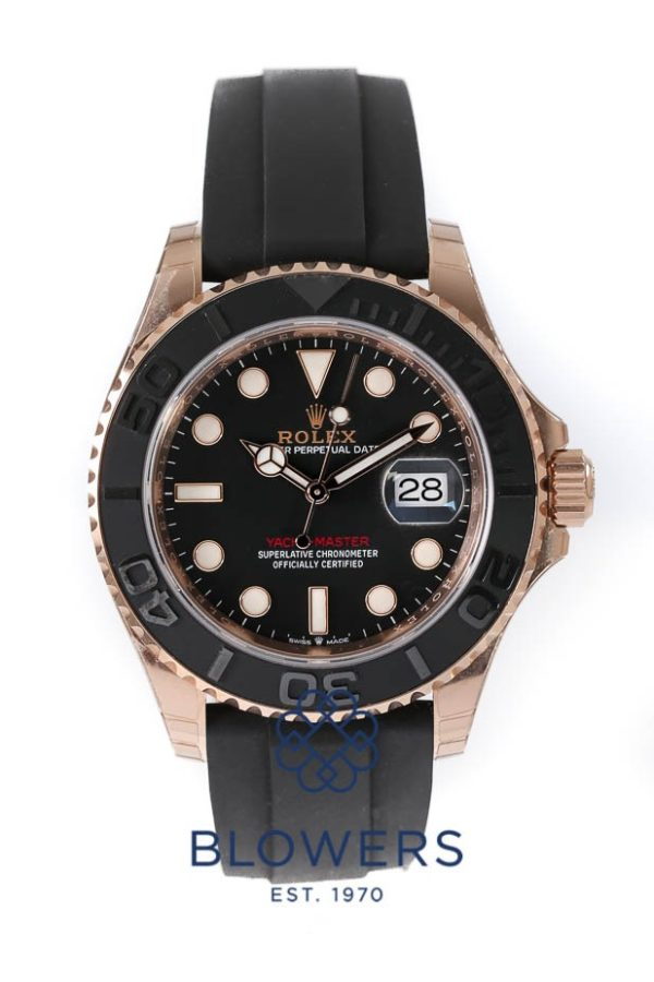 Rolex Oyster Perpetual Yacht-Master 126655