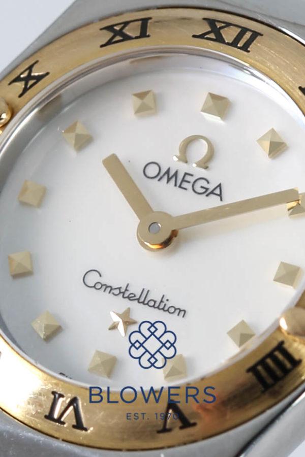 Omega Constellation Mini 1361.71.00