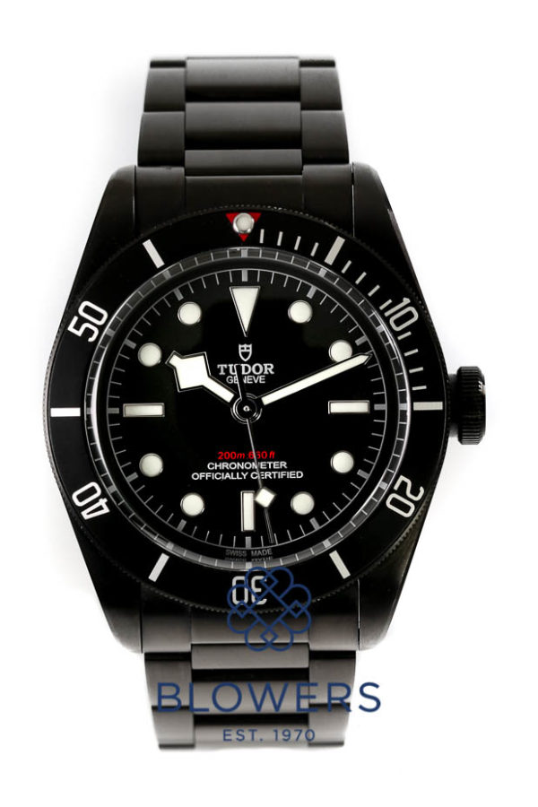 Tudor Heritage Black Bay Dark M79230DK