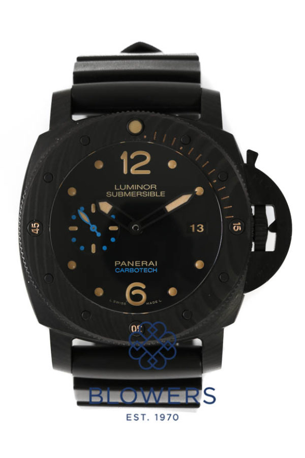 Panerai Luminor 1950 3 Days Titanio DLC PAM00616