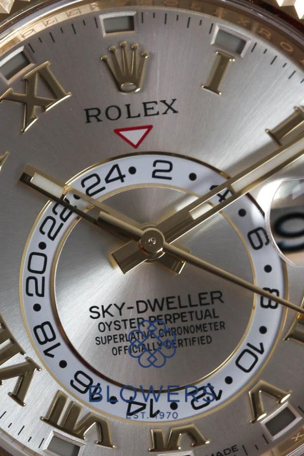 Rolex Oyster Perpetual Sky-Dweller Ref 326938