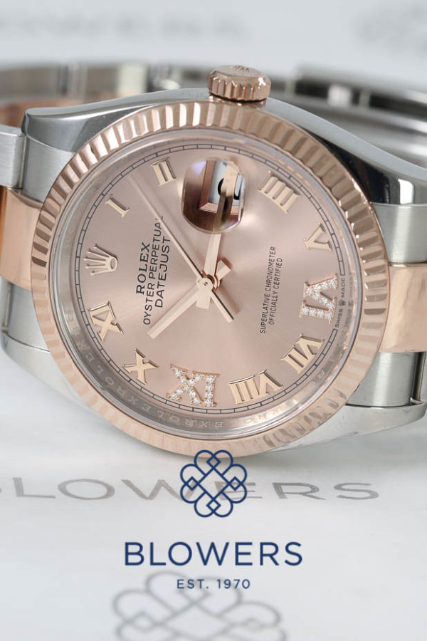 Rolex Oyster Perpetual Datejust 126231