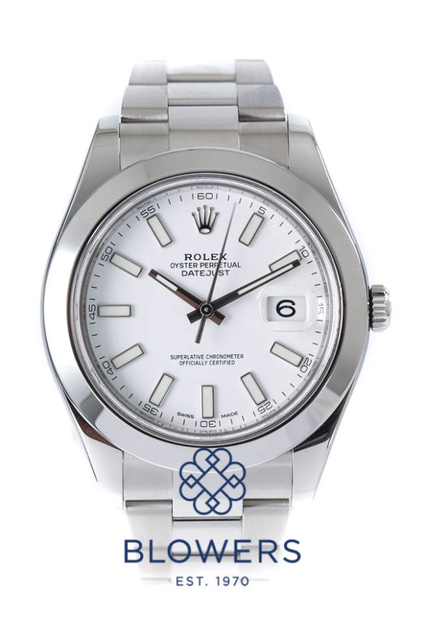 Rolex Oyster Perpetual Datejust II 116300.