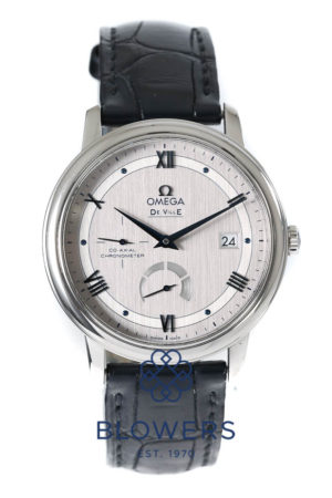 Omega De Ville Prestige Co-Axial power reserve 424.13.40.21.02.003