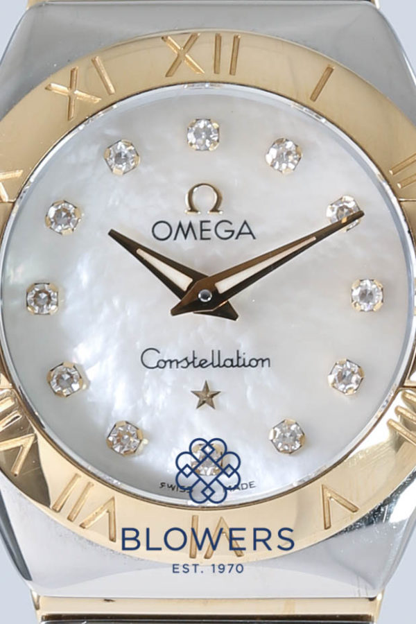 Omega Ladies Constellation 123.20.24.60.55.004.