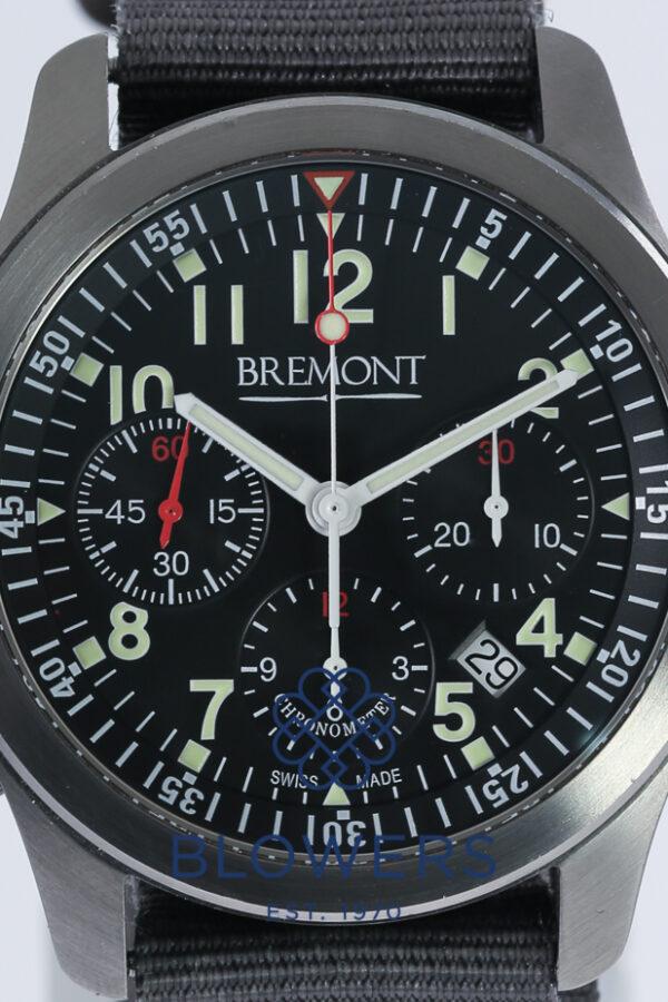 Bremont Pilot ALT1-P/BK