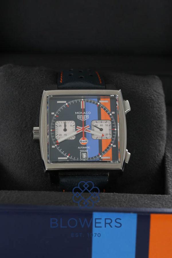 Tag Heuer Monaco Calibre 11 CAW211R