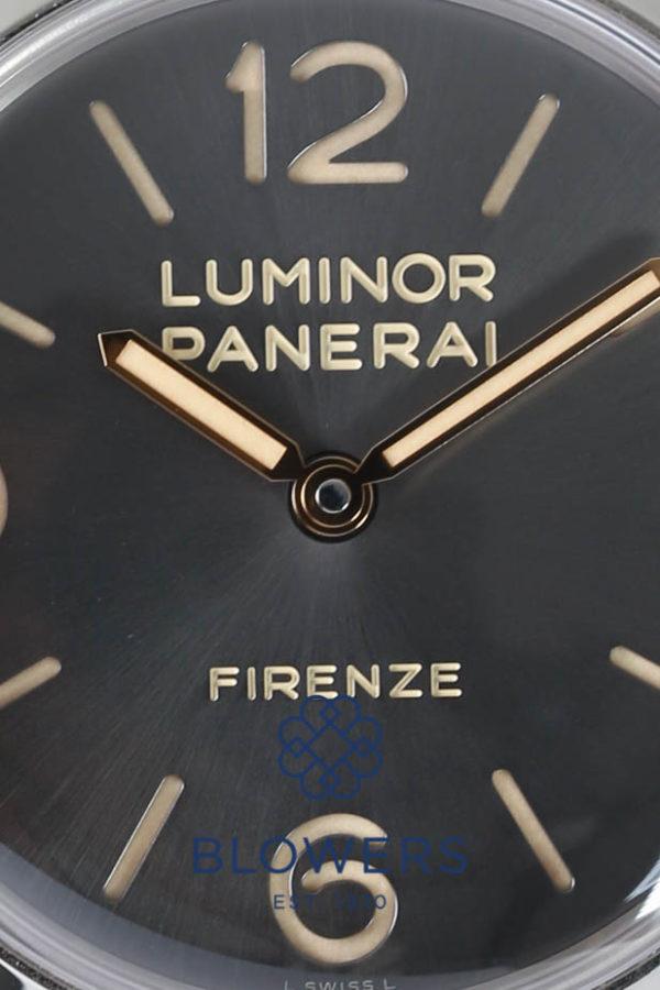 Panerai Luminor 1950 3 Days Acciaio. PAM00605