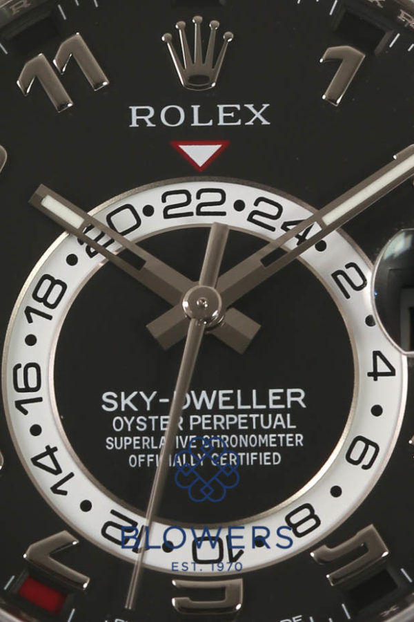 Rolex Oyster Perpetual Sky-Dweller Ref 326139